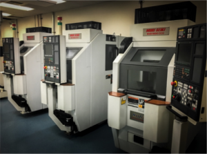 3-axis machining centers